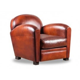 Bourbon club chair