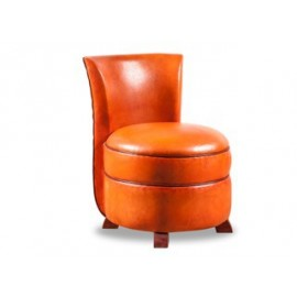 Chauffeuse orange