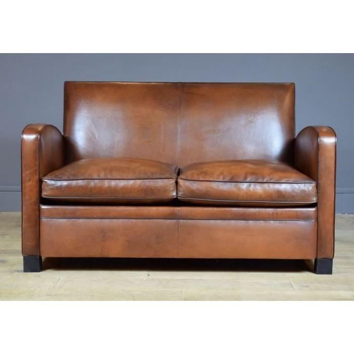 canap club cuir le normandie canap cuir club h tre massif b jannin paris. Black Bedroom Furniture Sets. Home Design Ideas