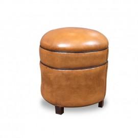 Round footrest