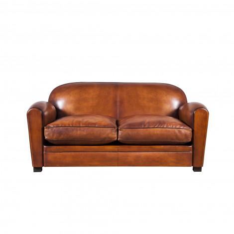 canap club 2 places le bourbon canap club haut de. Black Bedroom Furniture Sets. Home Design Ideas